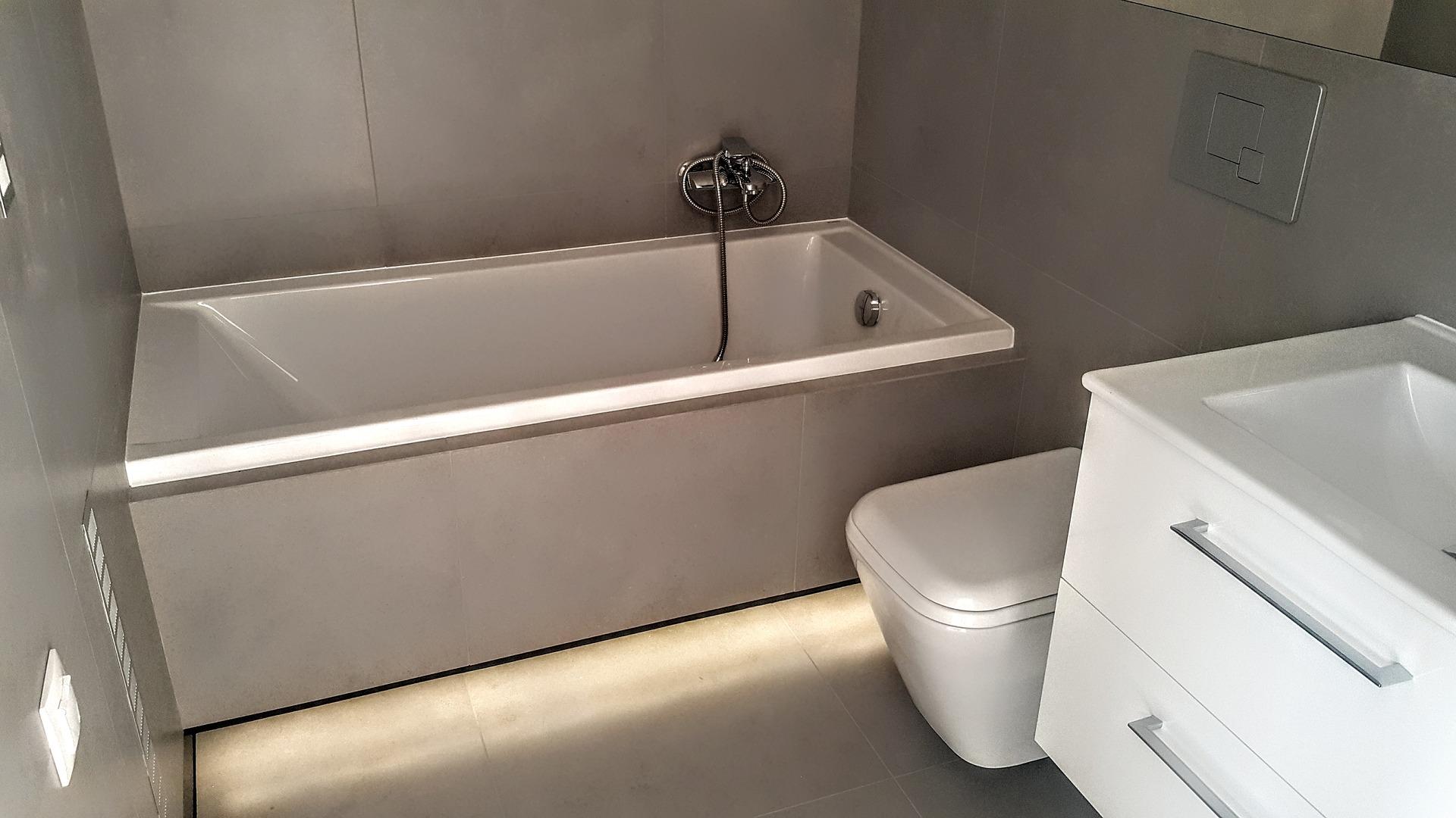 aranżacje małych łazienek