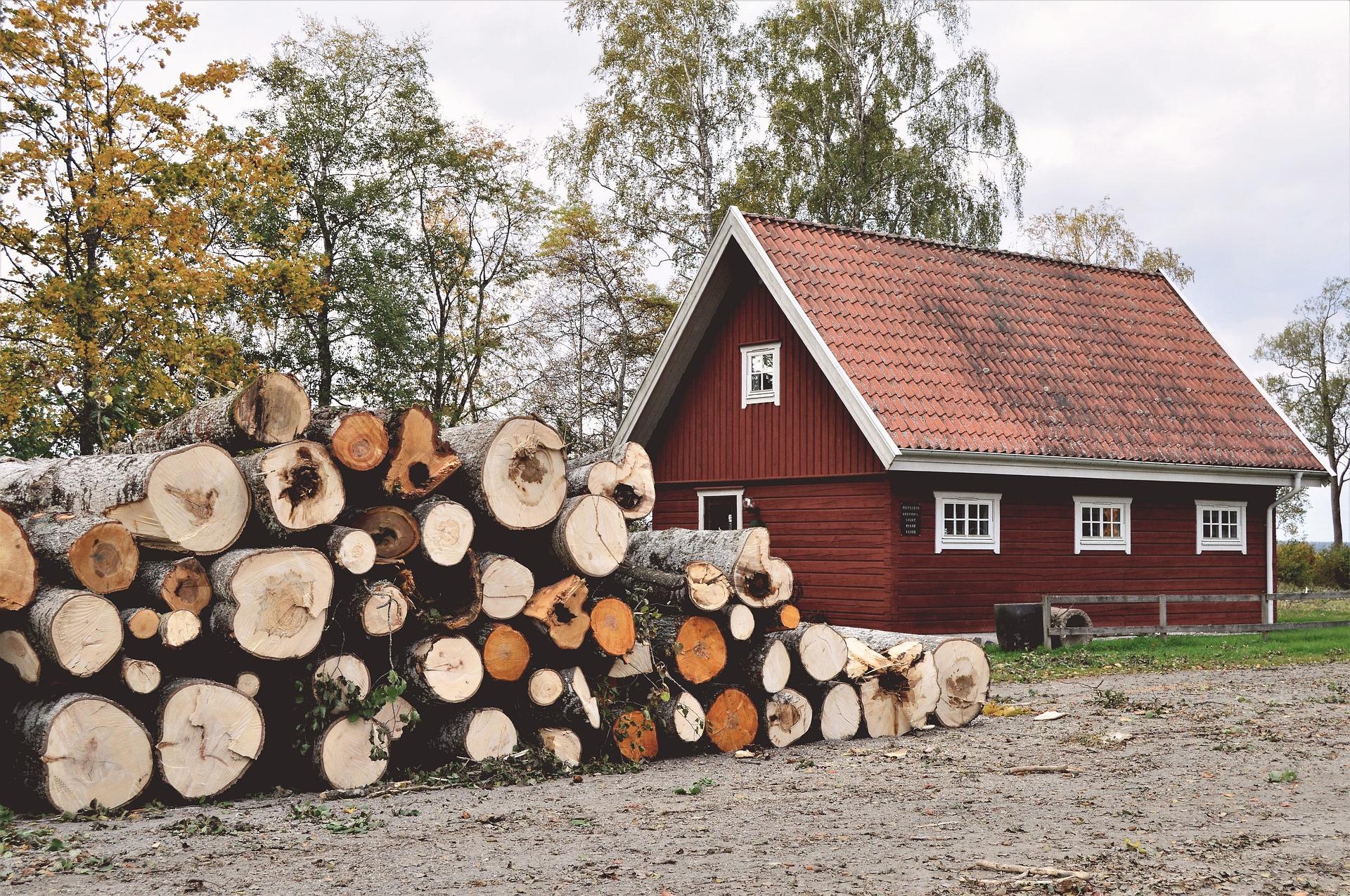 domki drewniane całoroczne bez pozwolenia