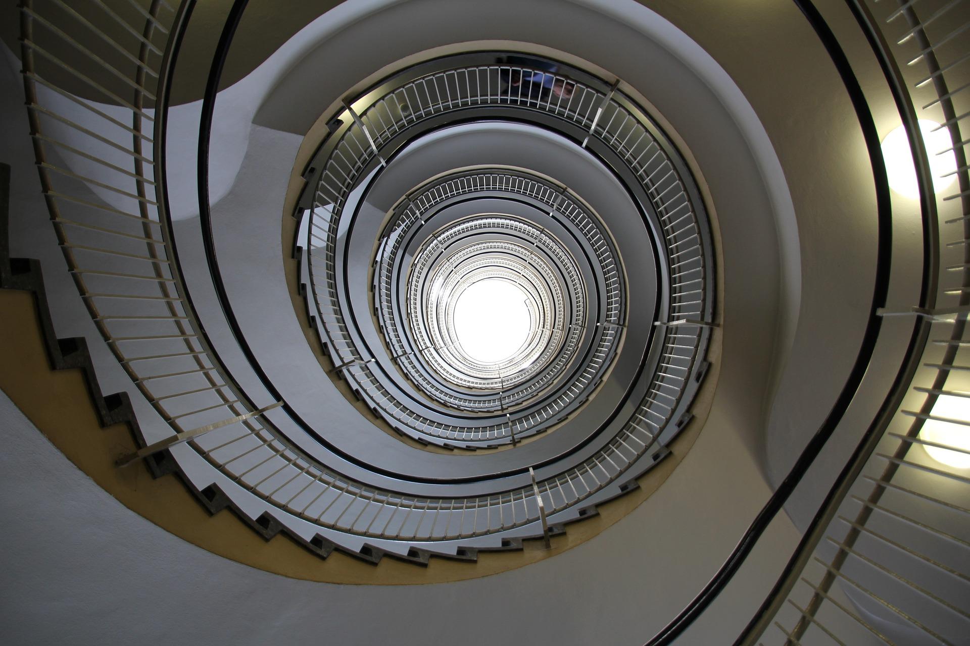 barierka na schody