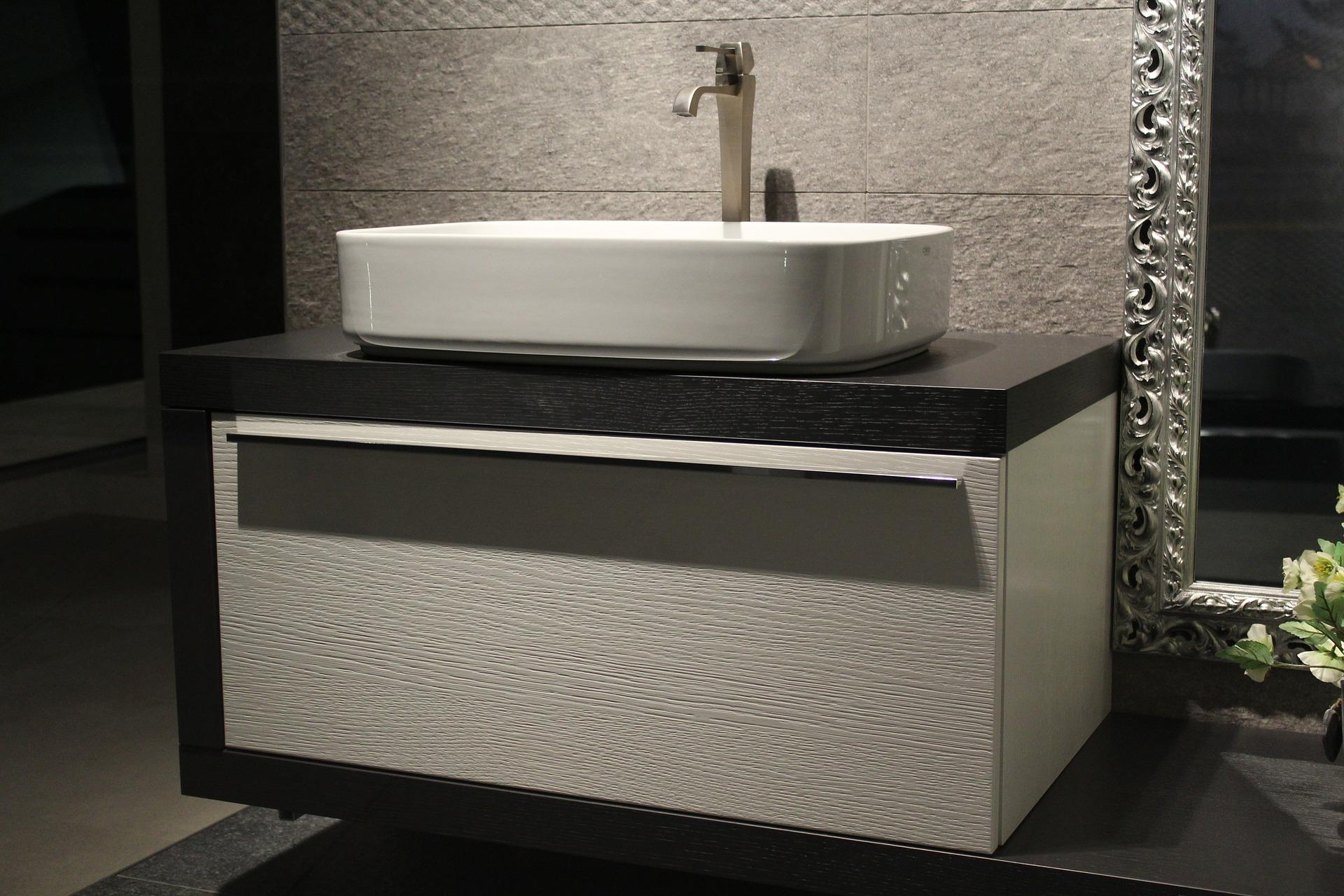 Czarno Biała łazienka Pomysły I Rozwiązania