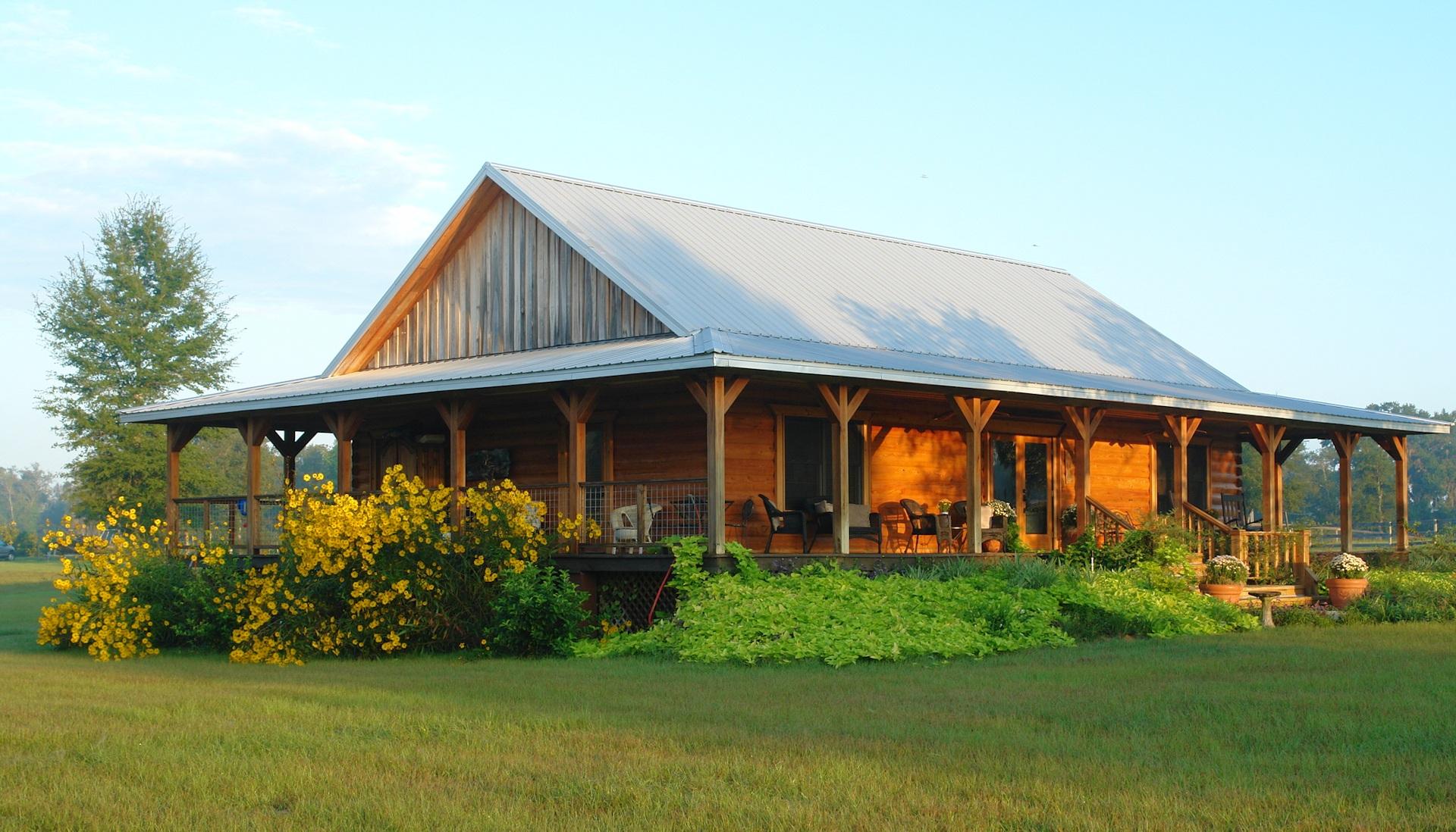 domy drewniane ceny