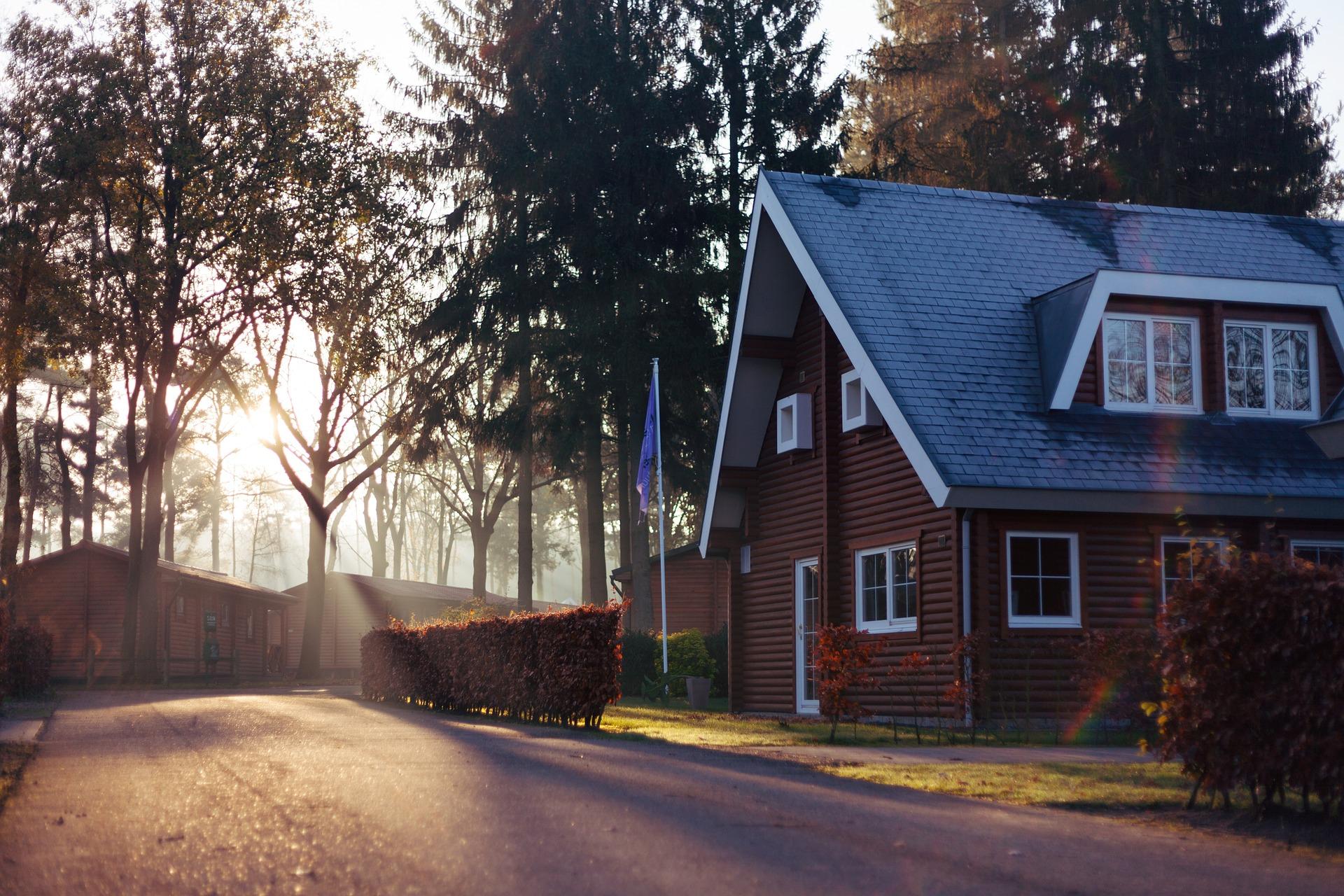 domy z drewna cena