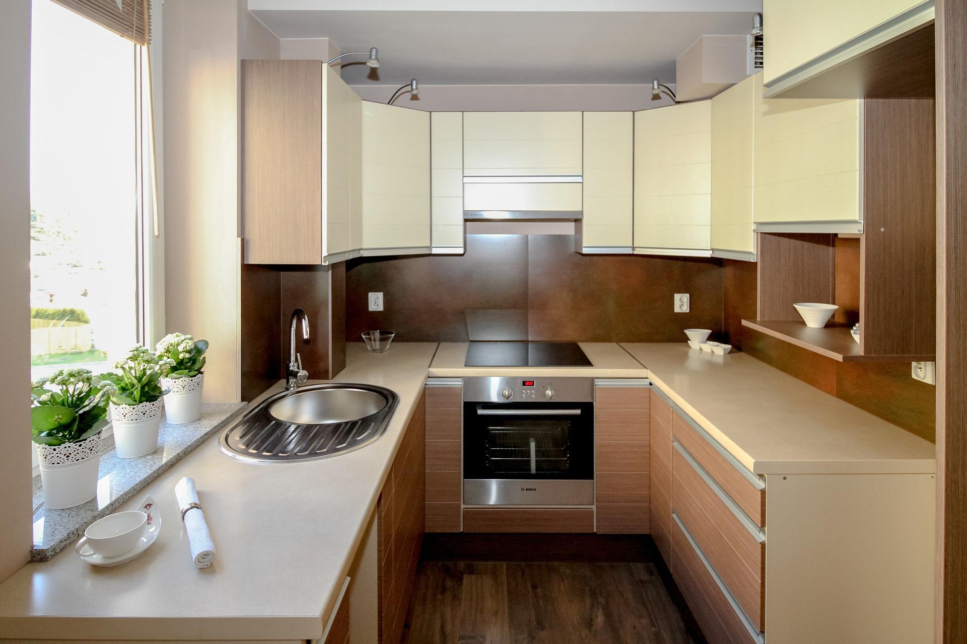 Kuchnia Biało Drewniana Pomysły