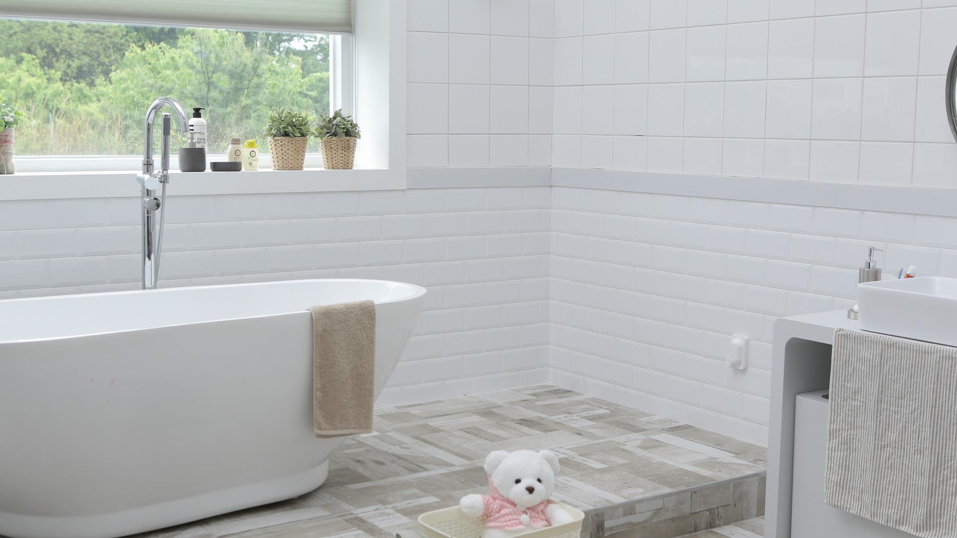 Mała łazienka Z Wanną Rozwiązanie Idealne