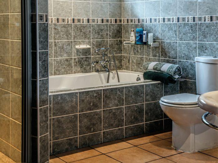 mała łazienka 3m2