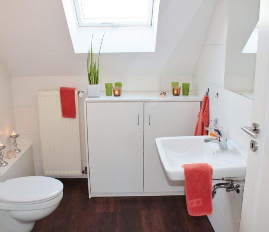 mała łazienka 4m2