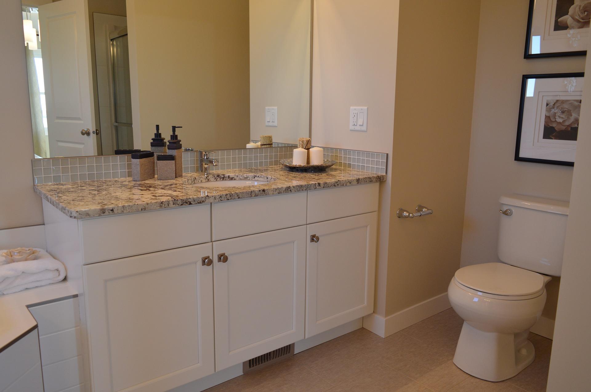 Projekty Małe łazienki