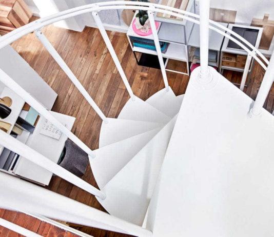 Wybór materiału dla balustrady schodowej