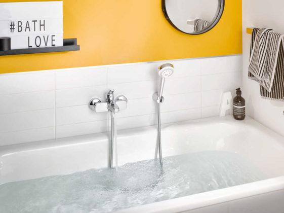 Armatura łazienkowa – powiew świeżości