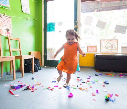 Dywany przeznaczone do przedszkoli