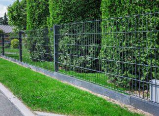 Ogrodzenie panelowe - tanie i trwałe ogrodzenie