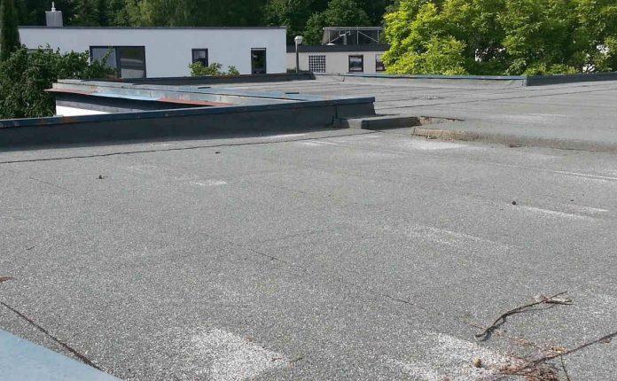 Dobre uszczelnienie dachu