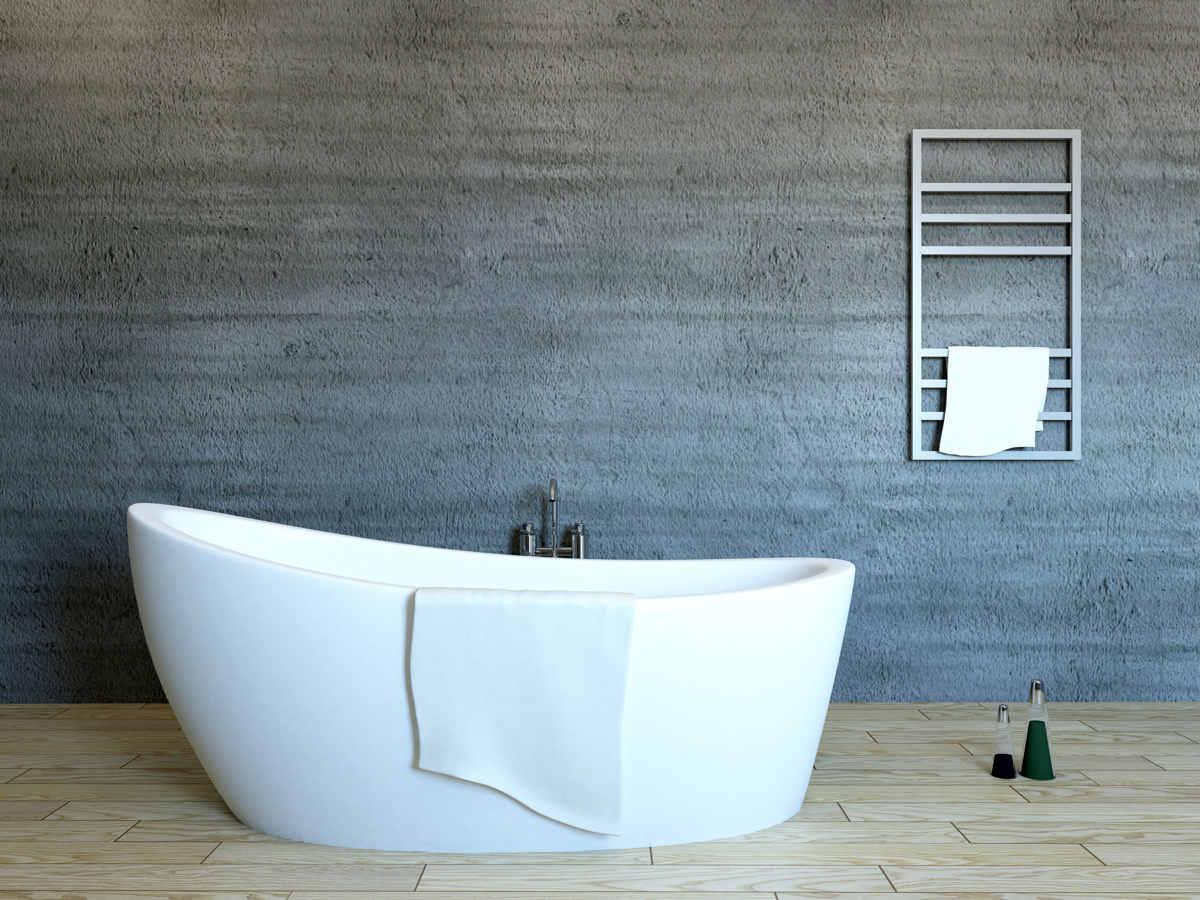Nudne ściany w łazience to przeszłość 2