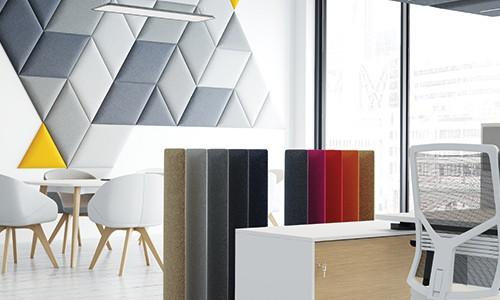Panele akustyczne - pomysł na dekoracje i wyciszenie wnętrza