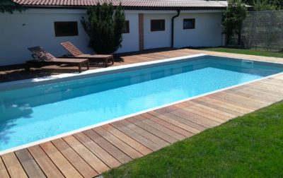 Jak wybrać basen ogrodowy