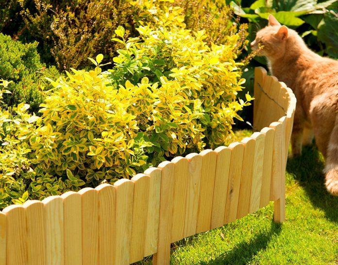 Płotki ogrodowe – ochrona i ozdoba roślin ogrodowych w jednym