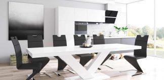 Stół Victoria, czyli pomysł na ciekawą aranżację jadalni