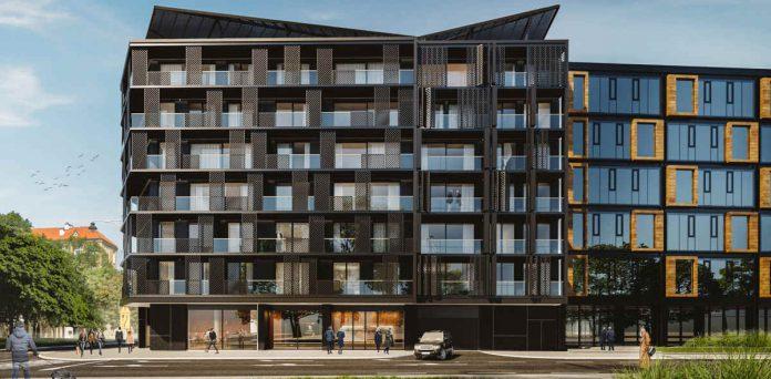 Apartamenty Dobra 32 - Stonowana elegancja i nieskrępowana użyteczność