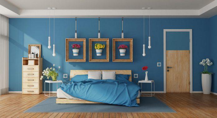 łóżko z szufladami
