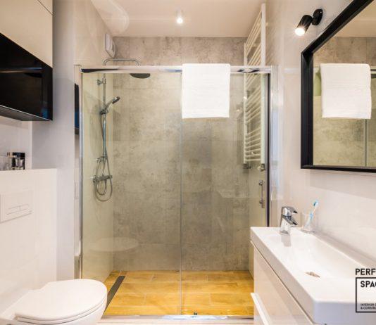 Prysznic w łazience: pomysły na nieszablonową aranżację