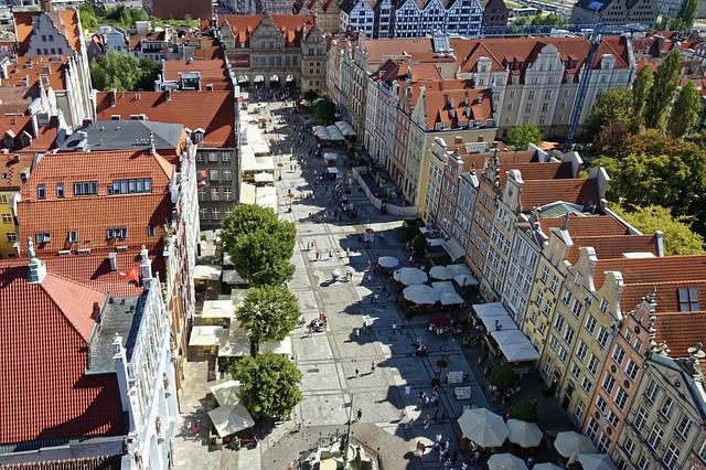 Dlaczego warto zamieszkać w Gdańsku?
