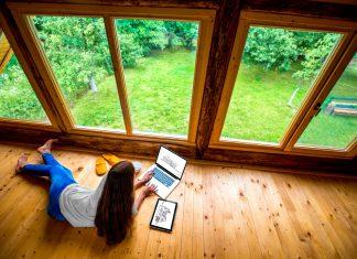 Drewno w feng shui. Jak wykorzystać je w swoim domu?