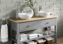 Jaki kształt umywalki nablatowej sprawdzi się w Twojej łazience? Krótki przewodnik