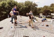 Jak uzyskać spadek na dachu płaskim?